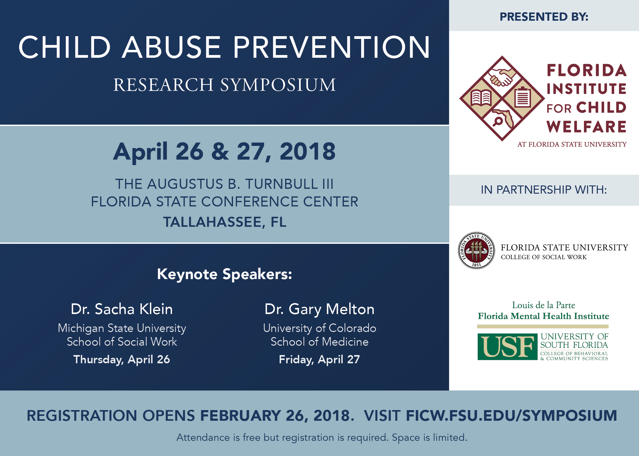 Child Abuse Prevention Research Symposium