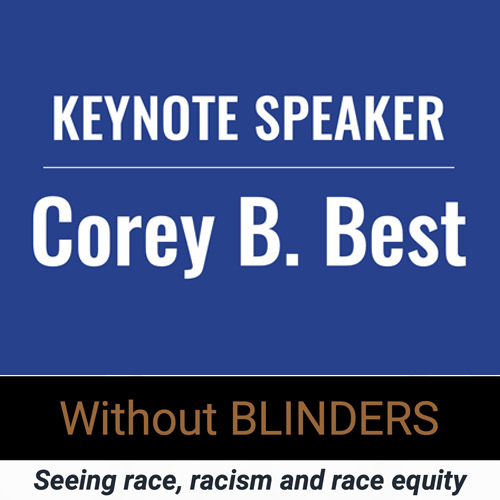 Keynote by Corey Best
